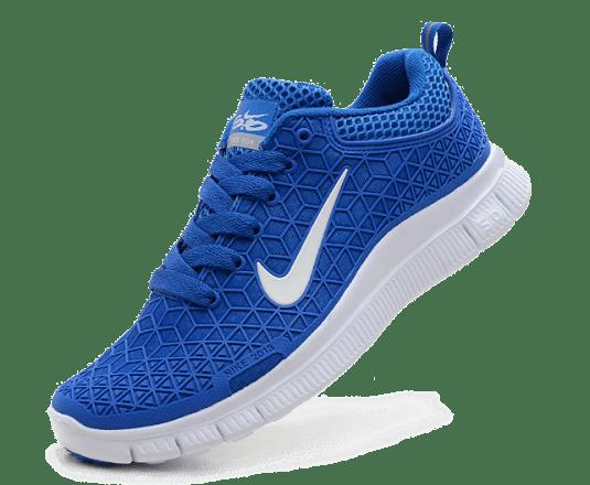 Nike Navy Blue-White New